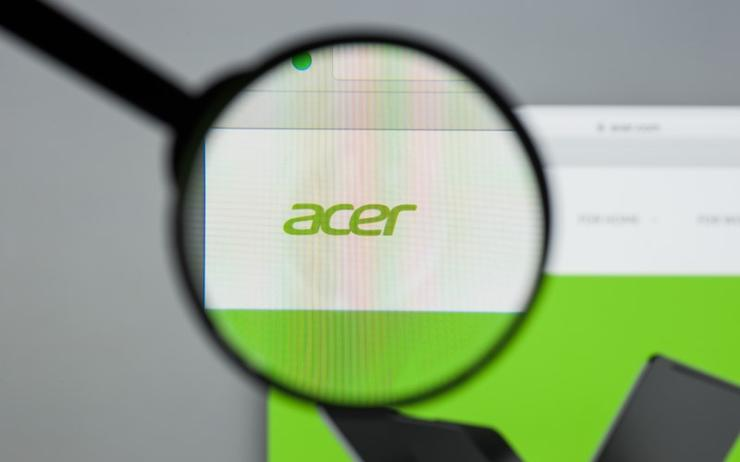Acer Ransomware